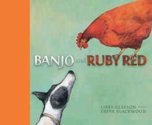 banjo-and-ruby-red